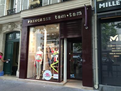 Princesse TAM TAM - Lingerie - Paris