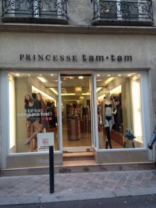 Princesse Tam-Tam - Lingerie - Saint-Germain-en-Laye
