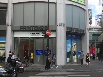 Printemps Siège - Syndicat de salariés - Paris