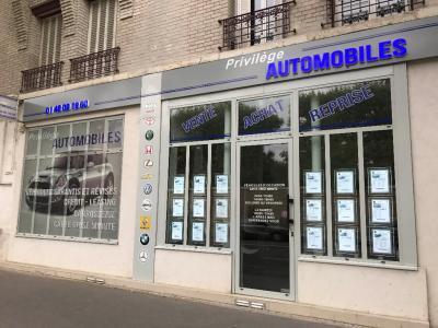 Privilege Automobiles - Automobiles d'occasion - Boulogne-Billancourt
