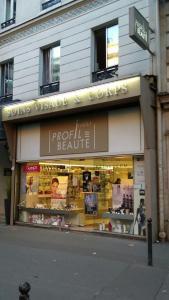 Profil Beauté - Coiffeur - Paris