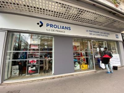 Prolians Ile-De-France Boulogne-Billancourt - Matériel pour le BTP - Boulogne-Billancourt