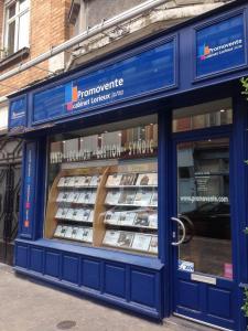 Promovente Cabinet Lorieux - Agence immobilière - Lille