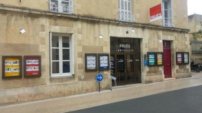 Pruès Immobilier - Administrateur de biens - Poitiers