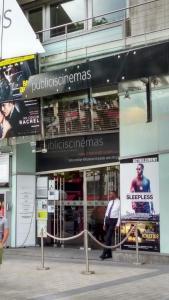 Publicis Cinémas - Cinéma - Paris