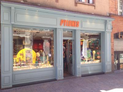 Pylones - Cadeaux - Toulouse