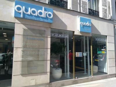 Quadro - Fabrication et installation de placards - Paris