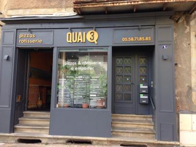 Quai 3 - Restaurant - Aire-sur-l'Adour