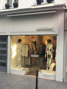 R Brival - Vêtements femme - Paris
