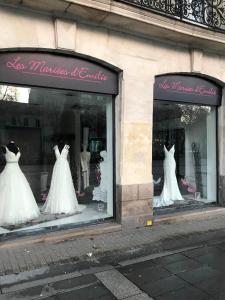 Les Mariées de NR - Le Pin en Mauges - Robes de mariées - Nantes