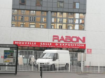 Raboni - Matériaux de construction - Boulogne-Billancourt