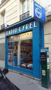 Radio Lyrel - Vente de télévision, vidéo et son - Paris
