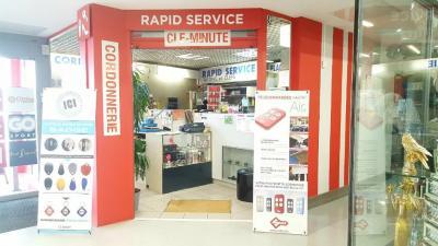 Rapid Services K'Store - Reproduction de clés - Grenoble