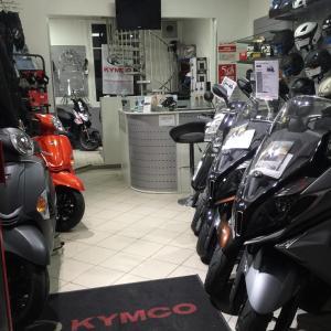 RB Scooter Paris 13 - Agent concessionnaire motos et scooters - Paris
