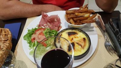 Reflets De Loire - Restaurant - Loire-Authion
