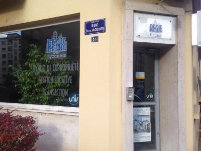 Régie du Lyonnais - Syndic de copropriétés - Lyon