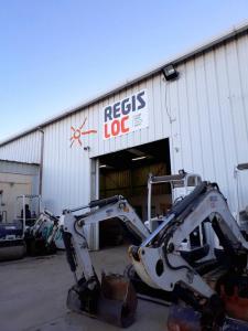 REGIS LOC Nîmes - Location de matériel pour entrepreneurs - Nîmes