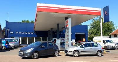Relais De Savigny - Garage automobile - Blanzy