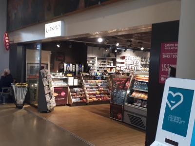 Relay Casino Shop Carcassonne SNCF - Journaux, presse et magazines - Carcassonne