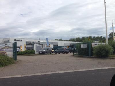 Renault Sélestat Rue Westrich - Location d'automobiles de tourisme et d'utilitaires - Sélestat