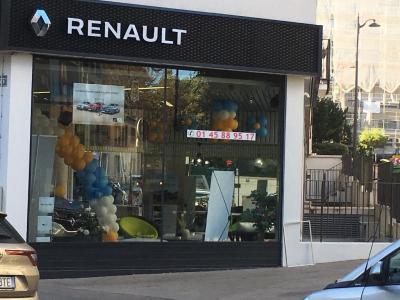 Renault Garage Colonie Agent - Concessionnaire automobile - Paris