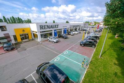 Renault Groupe Gueudet Concessionnaire - Garage automobile - Senlis
