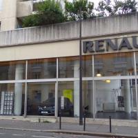 Renault Paris St Jacques - PARIS