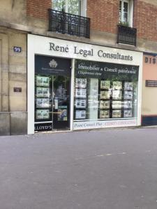 René Legal Consultants - Agence immobilière - Paris