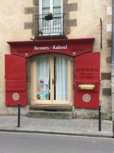 Rennes-Kaboul - Traiteur halal - Rennes