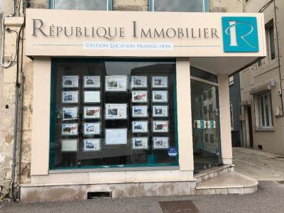 République Immobilier - Agence immobilière - Saint-Dizier