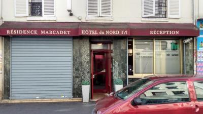 Residence Marcadet - Hôtel - Paris