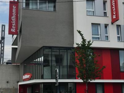 Residhome Paris Rosa Parks - Location d'appartements - Paris