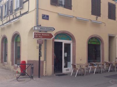 Rest'o Vert - Restaurant - Sélestat