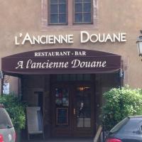Restaurant à L'Ancienne Douane - STRASBOURG