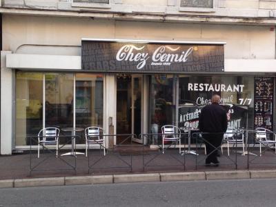 Restaurant Chez Cemil - Restaurant - Rive-de-Gier
