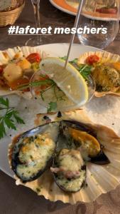 La Forêt - Restaurant - Meschers-sur-Gironde
