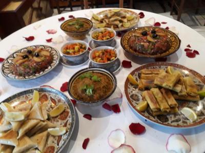 La Palmeraie de Marrakech - Restaurant - Gagny