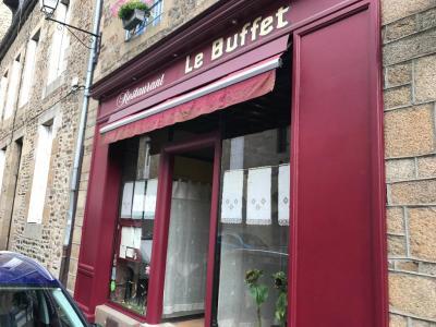 Restaurant Le Buffet - Restaurant - Fougères