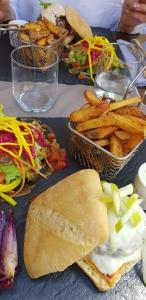 Restaurant Le Jardin - Restaurant - Marseille