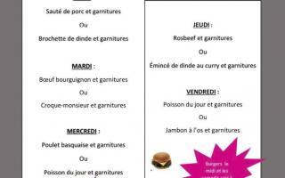 Restaurant Le Maudez