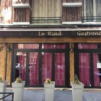 Restaurant Le Riad - PARIS