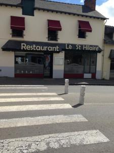 Le Saint Hilaire - Restaurant - L'Hermitage