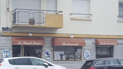 Restaurant Le Saint Louis - Restaurant - Lorient