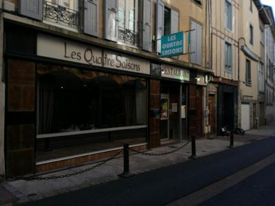 Les Quatre Saisons - Restaurant - Aurillac