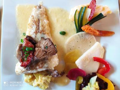 Restaurant Les Forges De Paimpont - Restaurant - Plélan-le-Grand