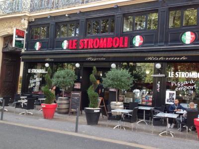 Pizzeria le Stromboli - Pizzeria - Saint-Étienne