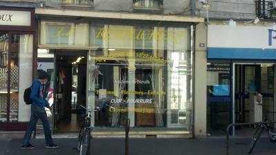 Retoucherie JF - Couture et retouches - Versailles