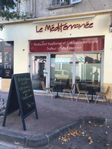 Restaurant Le Méditerranée - Restaurant - Hyères