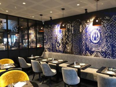 Rives De Bievre - Restaurant - Cachan