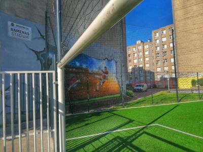 RMS Stadium Ramenas - Stade - Montreuil
